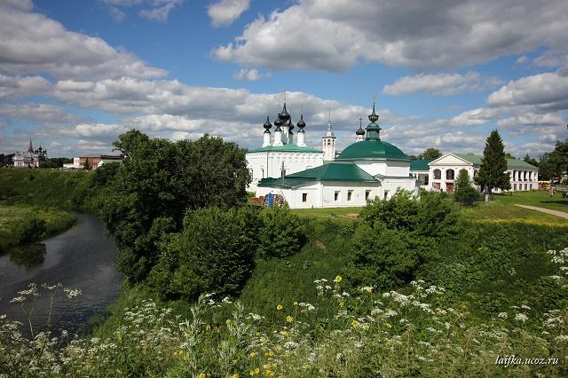 Суздальский кремль